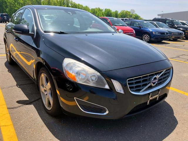 e3ce581e06a VOLVO S60 T5 2012 YV1622FS0C2108730 - from the USA with delivery to  Lithuania and customs clearance