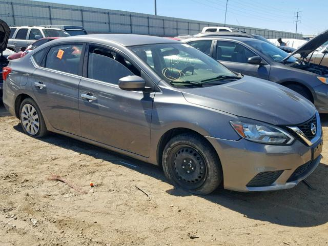 click here to view 2016 NISSAN SENTRA S at IBIDSAFELY