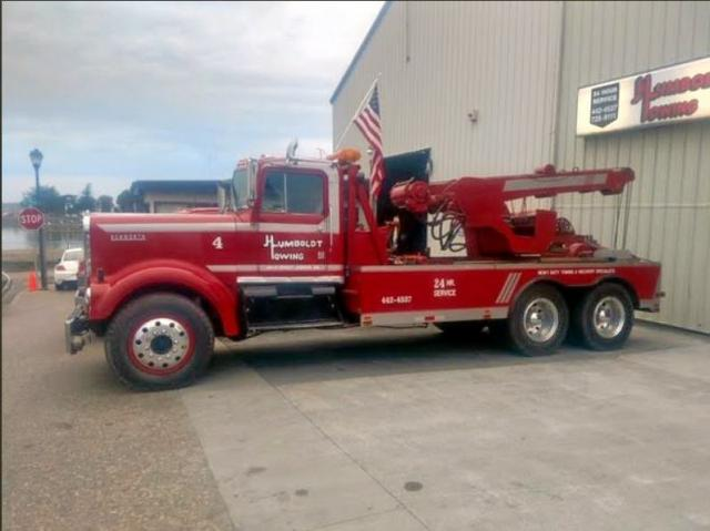 click here to view 1965 KENWORTH WRECKER at IBIDSAFELY