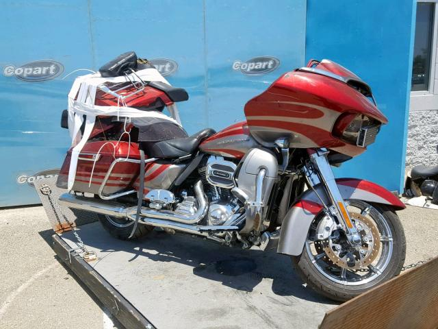 click here to view 2016 HARLEY-DAVIDSON FLTRUSE CV at IBIDSAFELY