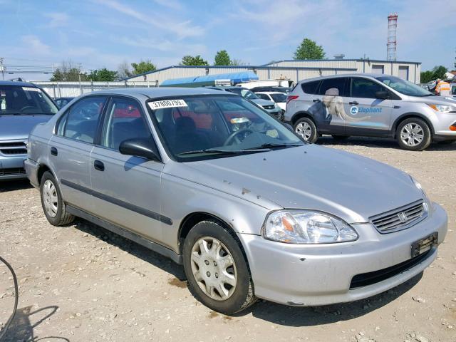 96 Honda Civic Hatchback