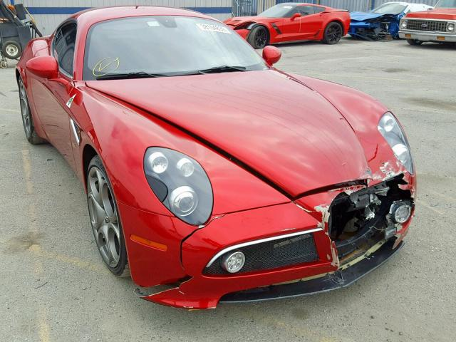 click here to view 2008 ALFA ROMEO 8C COMPETI at IBIDSAFELY