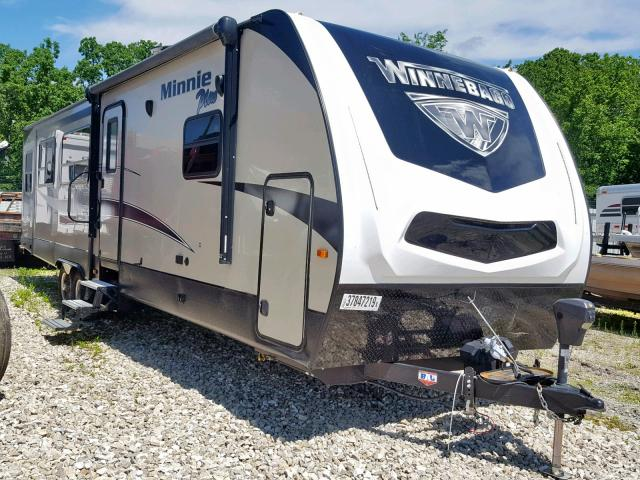 click here to view 2018 WINNEBAGO TRAVELTRLR at IBIDSAFELY