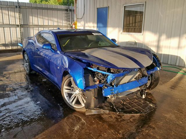 click here to view 2018 CHEVROLET CAMARO LT at IBIDSAFELY