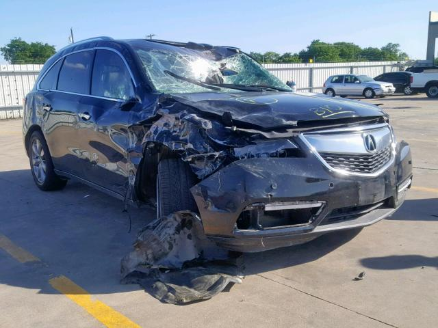 click here to view 2015 ACURA MDX ADVANC at IBIDSAFELY