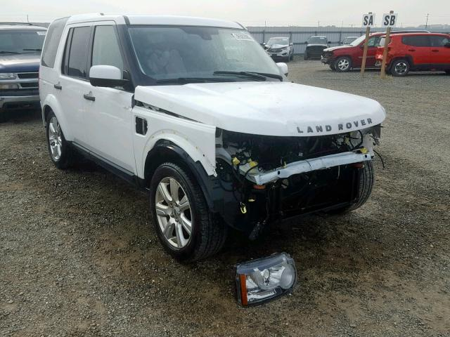 click here to view 2013 LAND ROVER LR4 HSE LU at IBIDSAFELY