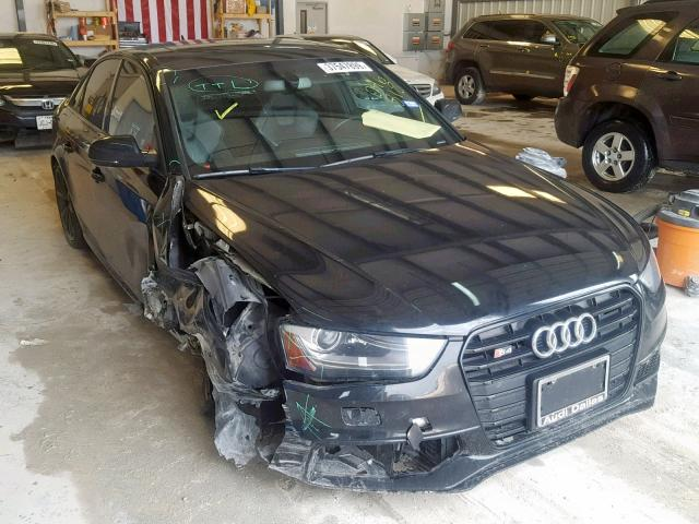 click here to view 2015 AUDI S4 PRESTIG at IBIDSAFELY