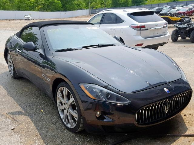 click here to view 2015 MASERATI GRANTURISM at IBIDSAFELY