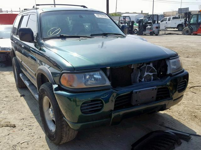 click here to view 2000 MITSUBISHI MONTERO SP at IBIDSAFELY