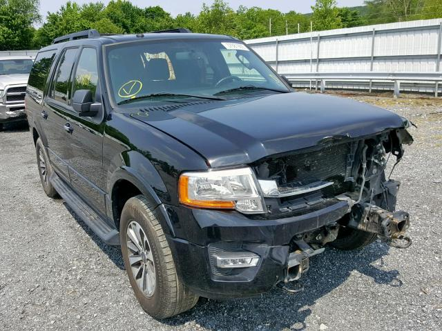 2017 Ford Expedition 3.5. Lot 37981909 Vin 1FMJK1JT7HEA69663