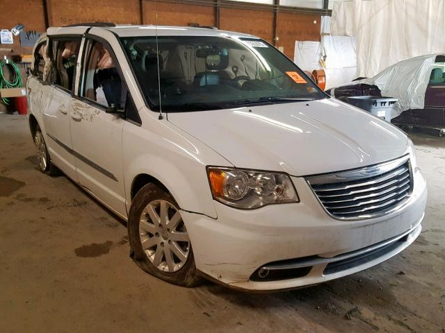 click here to view 2016 CHRYSLER TOWN & COU at IBIDSAFELY