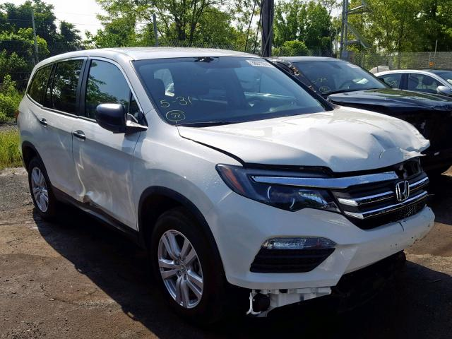 click here to view 2018 HONDA PILOT LX at IBIDSAFELY