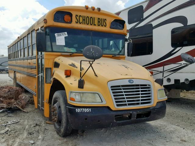 click here to view 2010 BLUE BIRD SCHOOL BUS at IBIDSAFELY