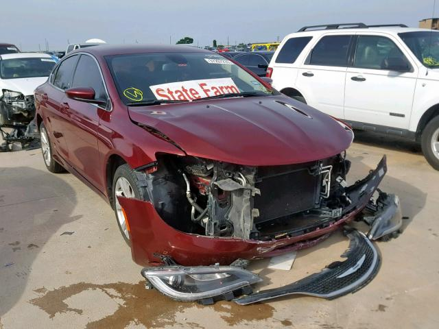 click here to view 2015 CHRYSLER 200 LIMITE at IBIDSAFELY