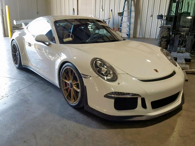 click here to view 2014 PORSCHE 911 GT3 at IBIDSAFELY