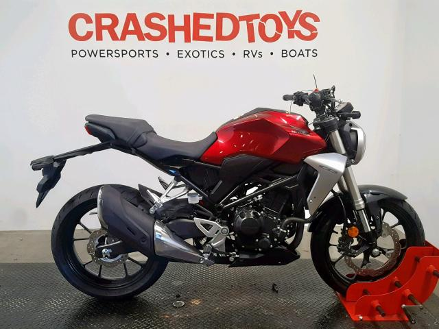 click here to view 2019 HONDA CBF300 N at IBIDSAFELY