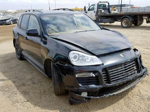 click here to view 2008 PORSCHE CAYENNE GT at IBIDSAFELY