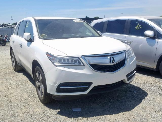 click here to view 2014 ACURA MDX at IBIDSAFELY