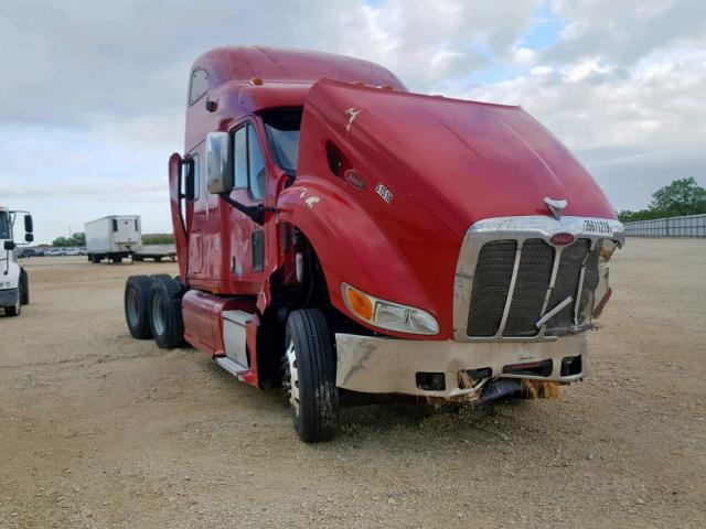 click here to view 2006 PETERBILT 387 at IBIDSAFELY