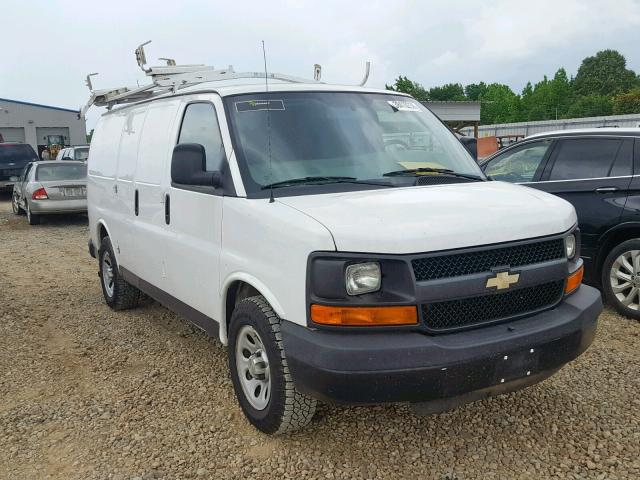 click here to view 2014 CHEVROLET EXPRESS G1 at IBIDSAFELY