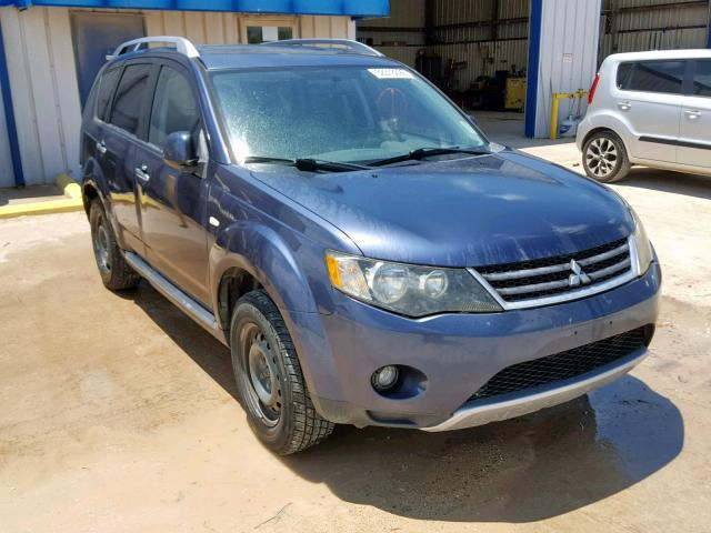 click here to view 2009 MITSUBISHI OUTLANDER at IBIDSAFELY