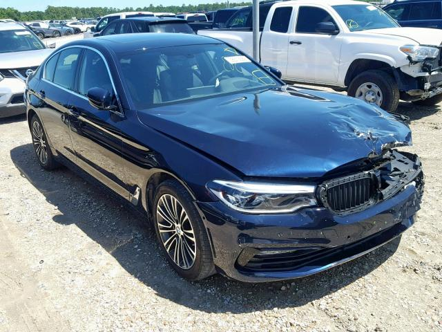 click here to view 2017 BMW 540 I at IBIDSAFELY