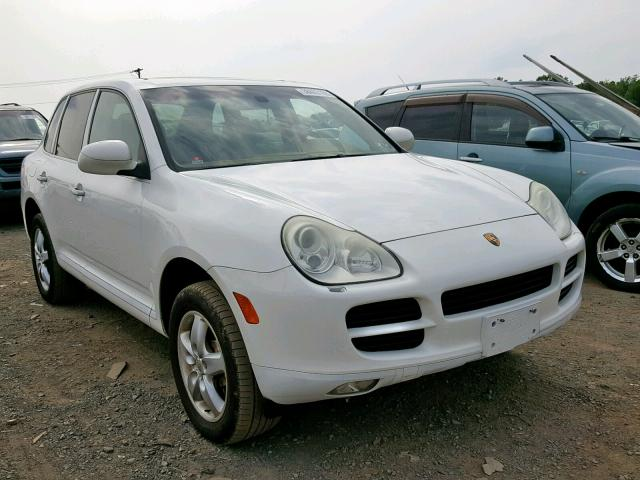 click here to view 2006 PORSCHE CAYENNE S at IBIDSAFELY