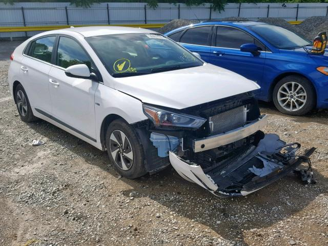 click here to view 2018 HYUNDAI IONIQ SEL at IBIDSAFELY