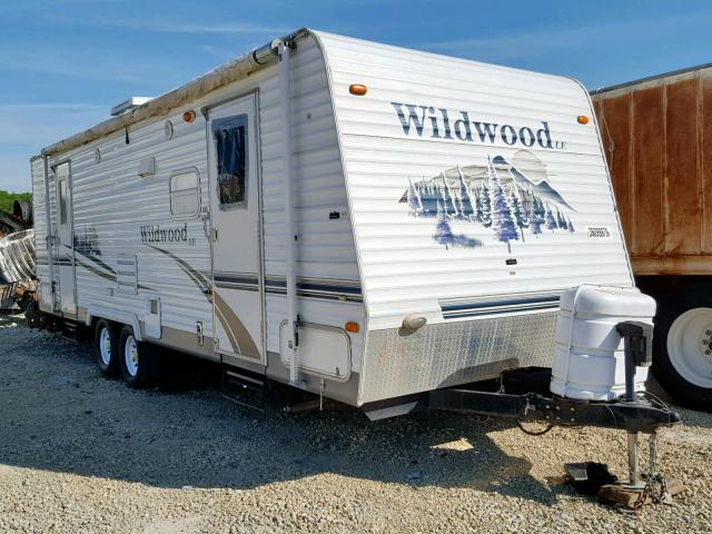 click here to view 2006 FLEETWOOD WILDWOOD at IBIDSAFELY