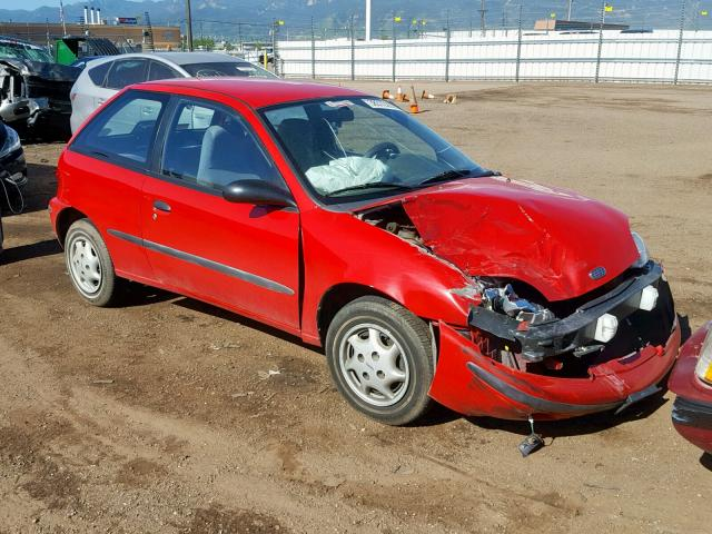 click here to view 1996 GEO METRO BASE at IBIDSAFELY