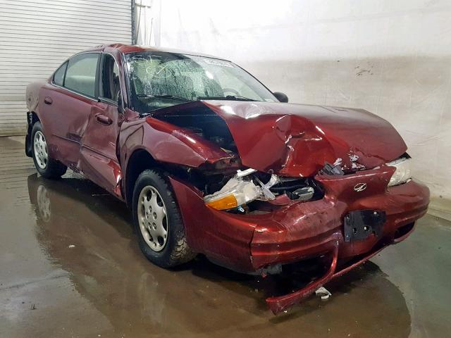 click here to view 2003 OLDSMOBILE ALERO GL at IBIDSAFELY