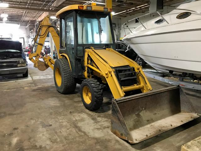 click here to view 2007 JOHN DEERE 110 4X4 BH at IBIDSAFELY
