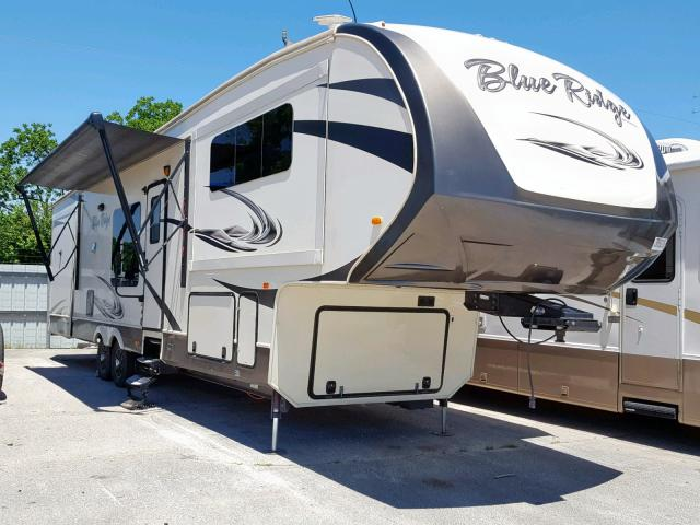 click here to view 2015 WILDWOOD BLUE RIDGE at IBIDSAFELY