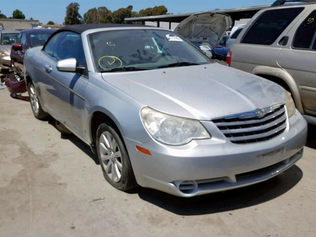click here to view 2010 CHRYSLER SEBRING TO at IBIDSAFELY