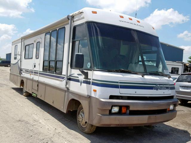 click here to view 1997 WINNEBAGO ADVENTURER at IBIDSAFELY
