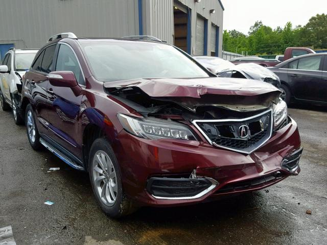 click here to view 2016 ACURA RDX at IBIDSAFELY