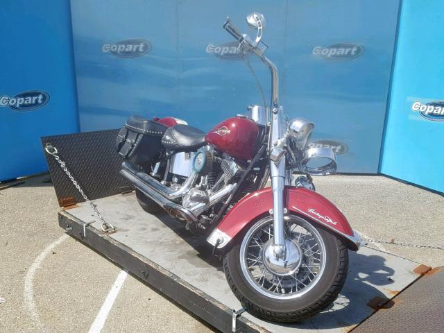 click here to view 2006 HARLEY-DAVIDSON FLSTCI at IBIDSAFELY