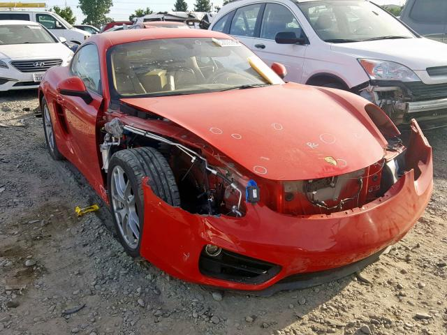 click here to view 2016 PORSCHE CAYMAN at IBIDSAFELY