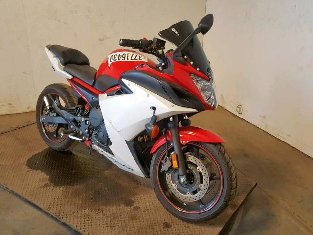 click here to view 2014 YAMAHA FZ6 R at IBIDSAFELY