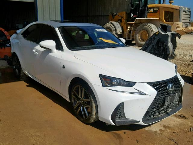 click here to view 2017 LEXUS IS 200T at IBIDSAFELY