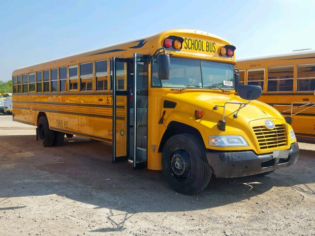 click here to view 2016 BLUE BIRD SCHOOL BUS at IBIDSAFELY