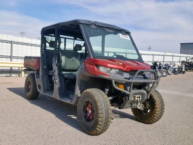 click here to view 2017 CAN-AM DEFENDER M at IBIDSAFELY