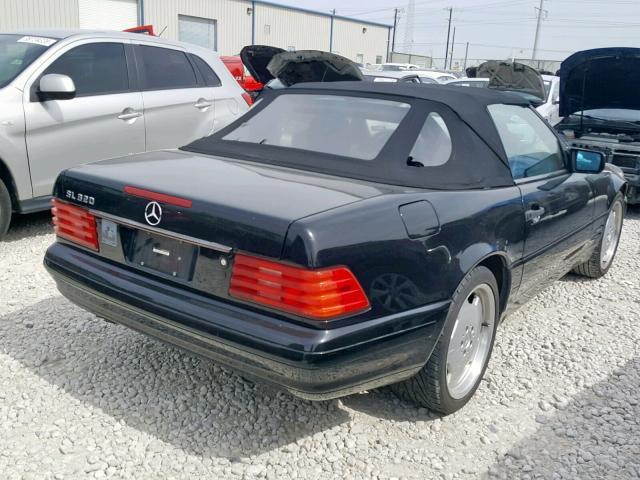 1997 Mercedes-benz Sl 320 3.2. Lot 38709859 Vin WDBFA63F8VF148717