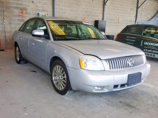 click here to view 2005 MERCURY MONTEGO PR at IBIDSAFELY