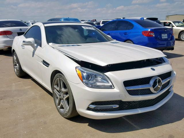 click here to view 2014 MERCEDES-BENZ SLK 250 at IBIDSAFELY