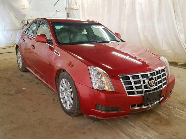 click here to view 2013 CADILLAC CTS LUXURY at IBIDSAFELY