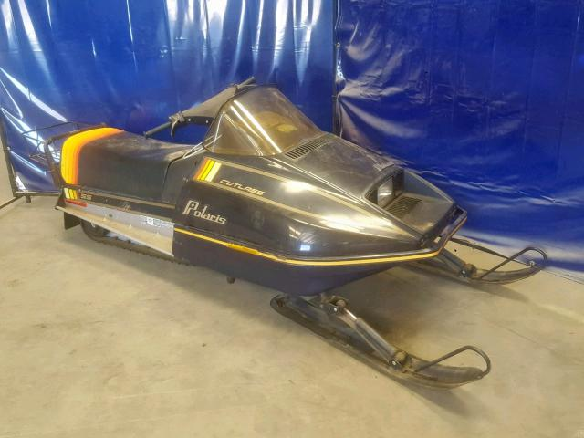 click here to view 1980 POLARIS SNOWMOBILE at IBIDSAFELY