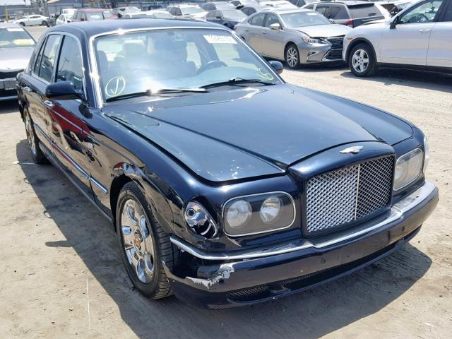 click here to view 2003 BENTLEY ARNAGE at IBIDSAFELY
