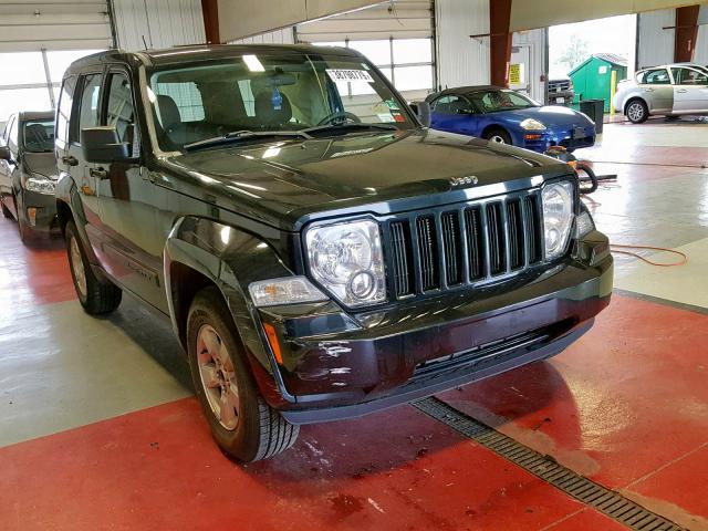 2012 Jeep Liberty sp 3.7. Lot 38798779 Vin 1C4PJMAK3CW165304
