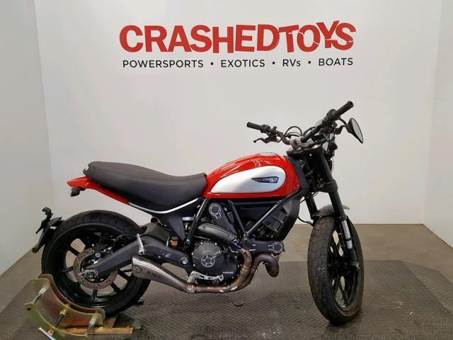 click here to view 2017 DUCATI SCRAMBLER at IBIDSAFELY